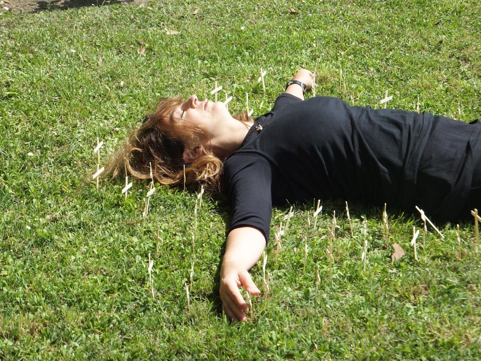 Performance RIP - Analía Beltrán i Janés