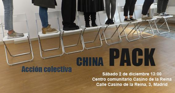 Acción colectiva China Pack - Performances Analia Beltrán i Janés